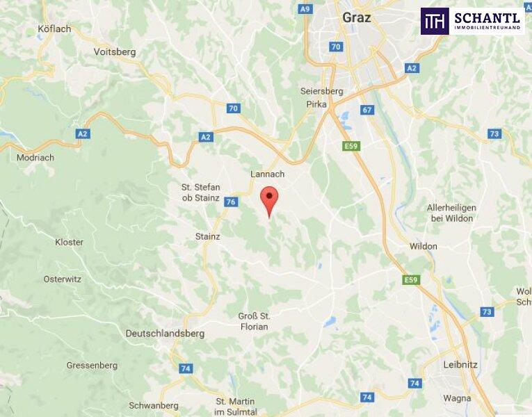 Wow! Grundstücke in Südwesthanglage mit Fernblick auf die Koralm + Ruhelage /  / 8503Sankt Josef In der Weststeierm / Bild 6