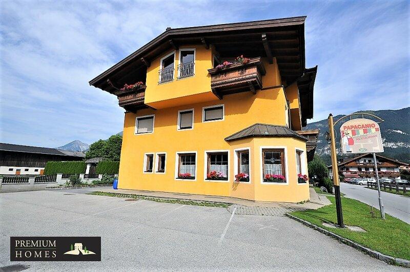 Beispielbild für Radfeld: Großzügiges Wohn - Geschäftshaus/Gasthof - Pizzeria - Eine Inspirationsquelle