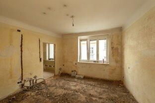 generalsanierte 3-Zimmer-Wohnung mit hofseitigem Schlafzimmer