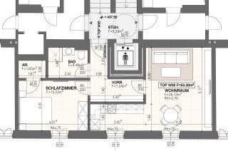 2-Zimmer-Wohnung zum Erstbezug - Photo 14