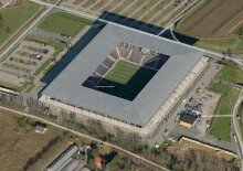 Fußballstadion in Wals-Siezenheim