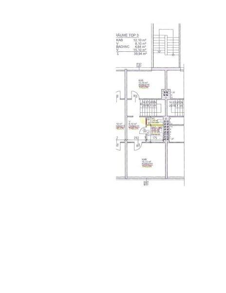 .SEHR RUHIGE 4 Zimmer Maisonettewohnung mit Balkon in 1190 Wien!!!  (mit 360° Rundgang) !!! /  / 1190Wien / Bild 9