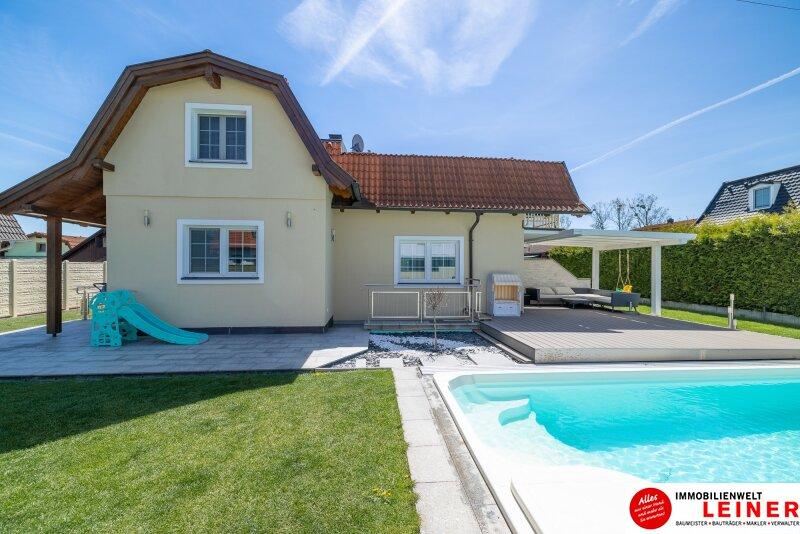 ACHTUNG! KAUFANBOT LIEGT VOR! Einfamilienhaus in Maria Lanzendorf auf Pachtgrund - HIER wird IHR WOHNTRAUM wahr! Objekt_15374 Bild_363