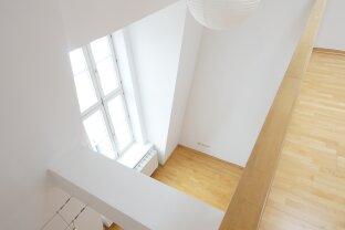 Dachgeschoss - Maisonette mit Dachterrasse und Fernblick nahe Maria Hilfer Straße!