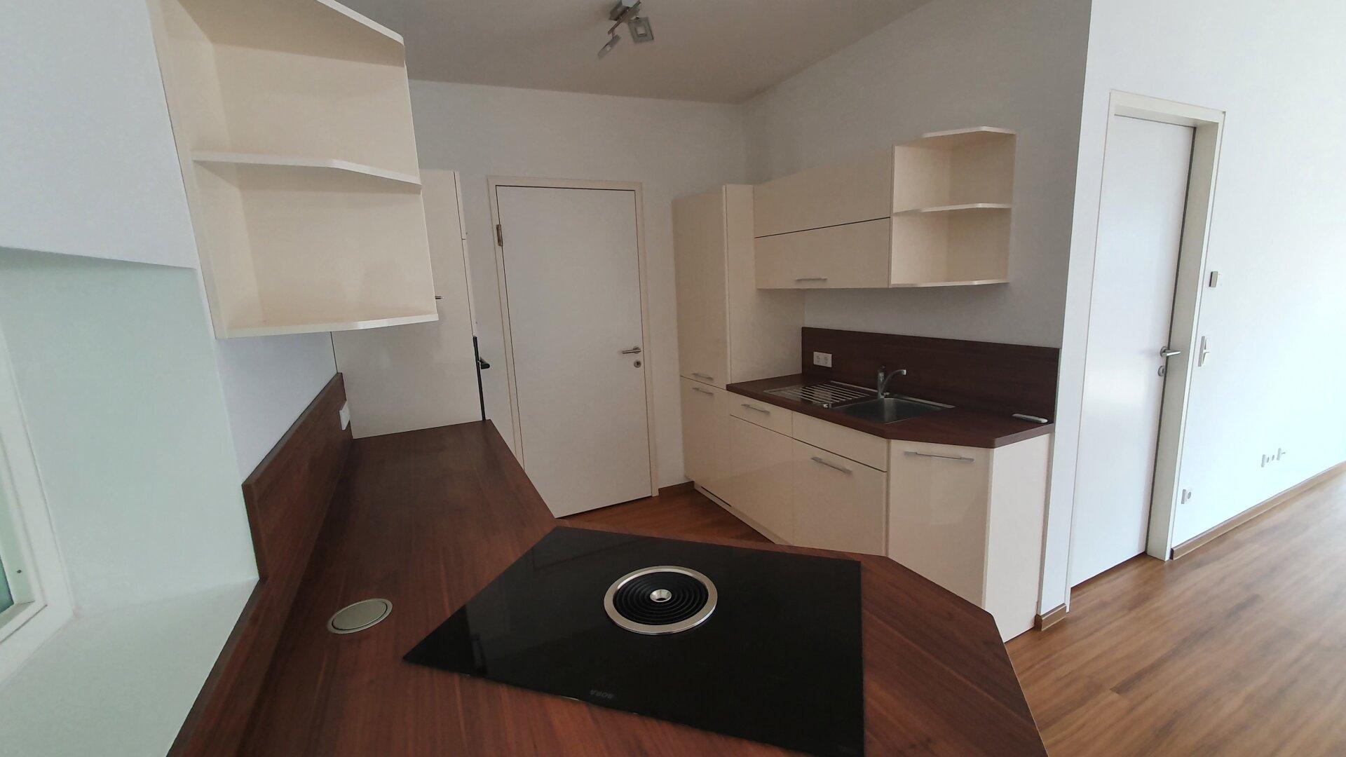 Küche mit Abstellraum, 3-Zimmer Wohnung Kufstein Zentrum