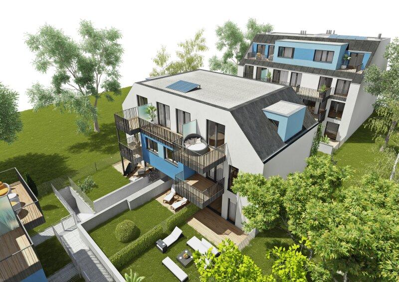 Drei Ebenen - 6 Zimmer - Garten - EIN FAMILIENTRAUM