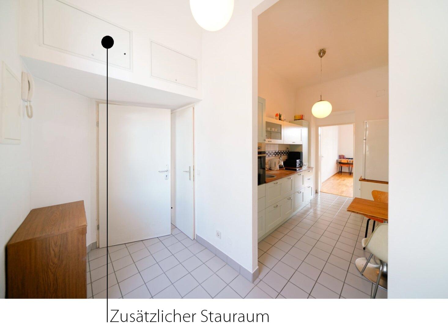 Vorzimmer mit Stauraum