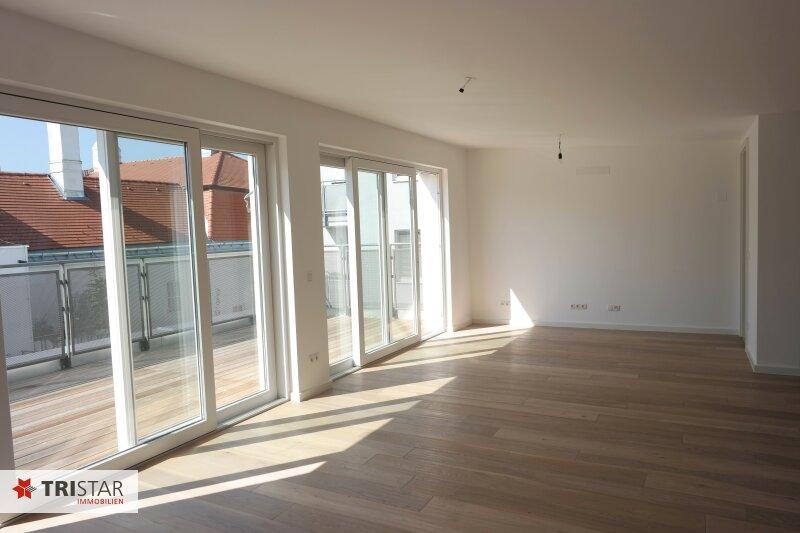 :::Erstklassige Neubaumaisonettewohnung im Baurecht mit 2 Terrassen in absoluter Grünruhelage::: /  / 3400Klosterneuburg / Bild 8