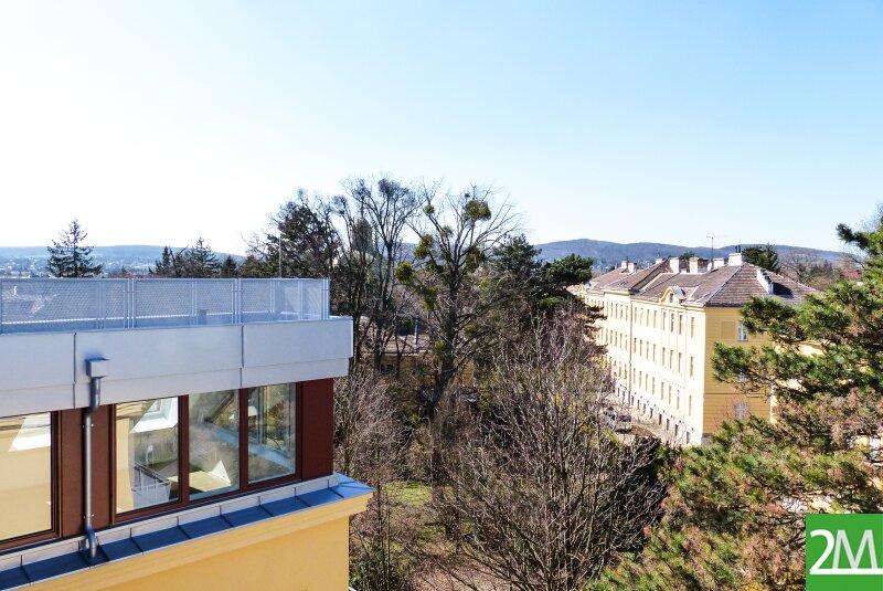 Exklusive Dachgeschoßwohnung mit großzügiger Terrasse und schönem Fernblick /  / 1130Wien / Bild 17