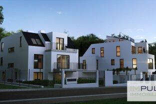 STADTHAUS 7HIRTEN | Helle 2-Zimmer Wohnung | 107 m² Garten mit riesiger Terrasse | U-Bahn-Nähe | Sommer 2021 bezugsfertig | TOP 2.1