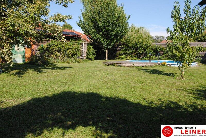 Margarethen am Moos -  Nähe Wien: Charmantes Einfamilienhaus mit Pool, Naturgarten und Ausbaupotenzial! Objekt_9363 Bild_573