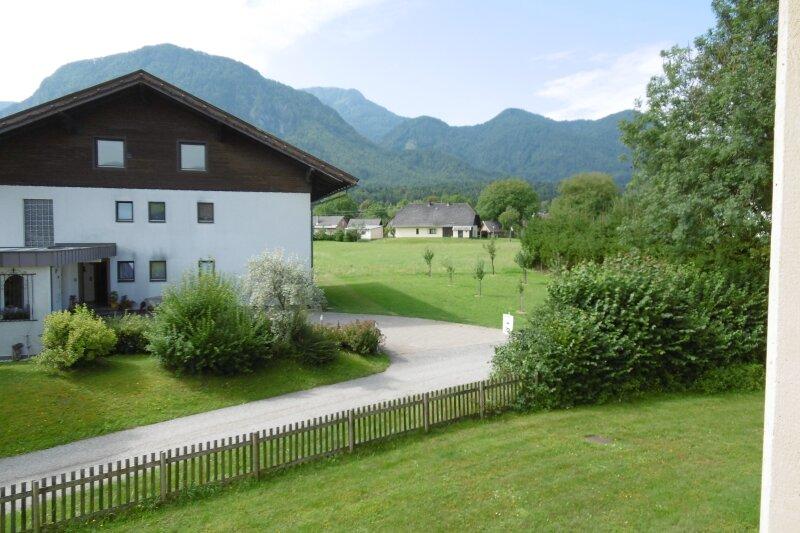 Karawankenblick und Mitten im Grünen - Familienwohnung mit Sonnenbalkon