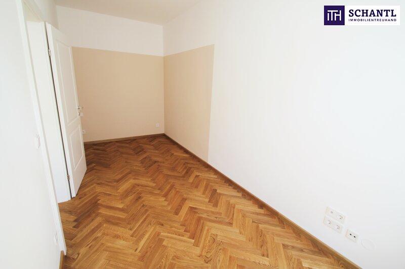 Perfekte 2-Zimmer Wohnung mit Loggia! Großer grüner Innenhof + Rundum saniertes Haus + Perfekte Infrastruktur! /  / 1150Wien / Bild 11