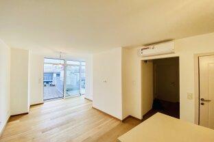 3-Zimmer-Dachgeschoßwohnung mit großer Terrasse nahe Burggasse