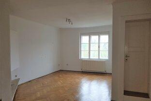 Wohnen in einer schönen Gründerzeitvilla,  3,5 Zimmer, 137 m²,  2.Stock ohne Lift, befristet auf 3 Jahre