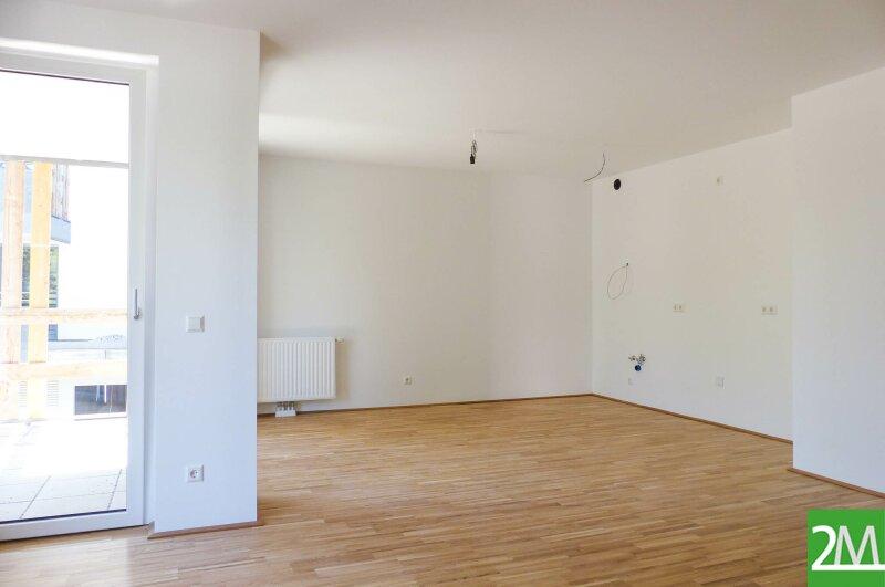 Provisionsfrei für den Mieter und Erstbezug! 3-Zimmer-Neubauwohnung mit großer Terrasse /  / 1210Wien / Bild 1