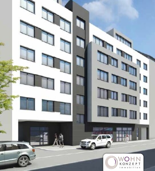 Neuwertig: Gartenseitiger 64m² Neubau + 16m² Balkon u. Topeinbauküche - 1030 Wien /  / 1030Wien / Bild 1