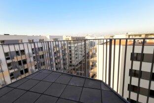 *** WEITBLICK***  Süd/Westliche Wohnung mit Balkon - Erstbezug/unbefristet !