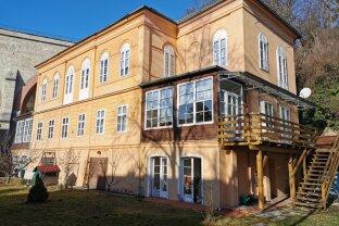 """""""Herrschaftsvilla"""" in ruhiger Wohngegend der Kurstadt Baden mit Neubaumöglichkeit!"""