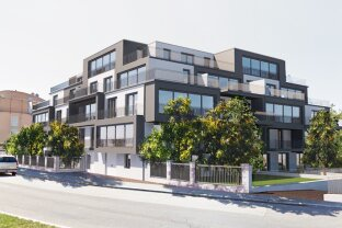 Neubau Projekt fertiggestellt - inklusive Tiefgaragenplatz