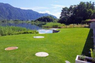 Neubauwohnung mit Garten - direkt am Ossiacher See