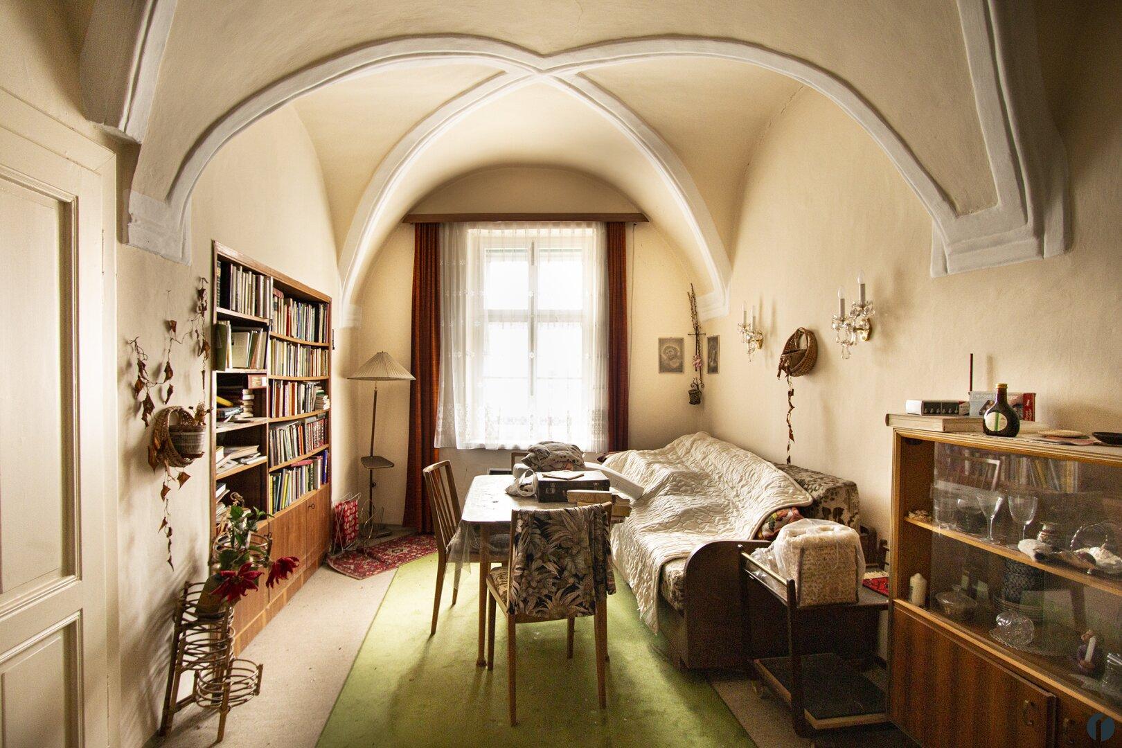 Räume im Obergeschoss