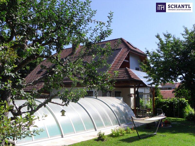 7 Zimmer mit Pool und Sauna/Familientraum in Seiersberg-Pirka