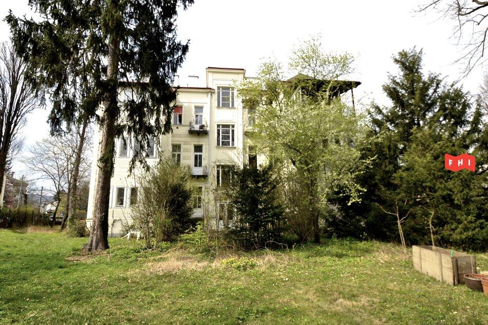 traumhafte Jugendstilwohnung mit Garten & Loggia