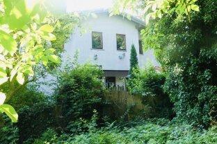 90ziger Jahre Holzriegelhaus zum Ausbauen in sehr guter Maurer Lage