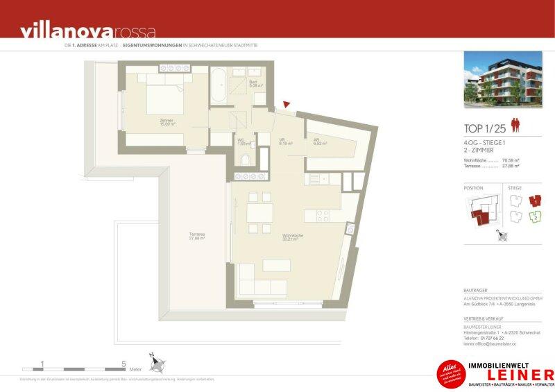 2 Zimmer Penthouse am Alanovaplatz - Hier ist Ihr neues Zuhause! Objekt_10059 Bild_574