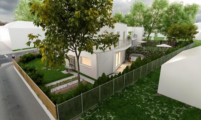Schicke Doppelhaushälfte mit weitläufigem Garten in vortrefflicher Lage, nur 3 Min zur S-Bahn Silberwald! /  / 2231Strasshof an der Nordbahn / Bild 2