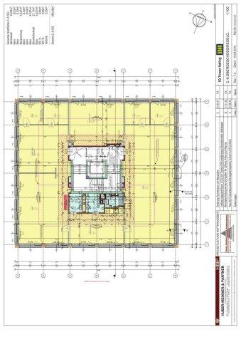 DIREKT VOM EIGENTÜMER - Moderne Büros im IQ-Tower - ab ca. 290 m², flexible Raumaufteilung