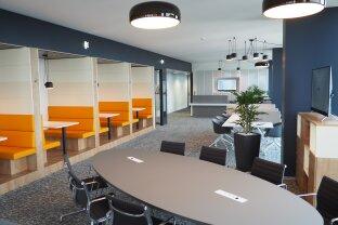 Servicierte Büros im Business Center im DC TOWER