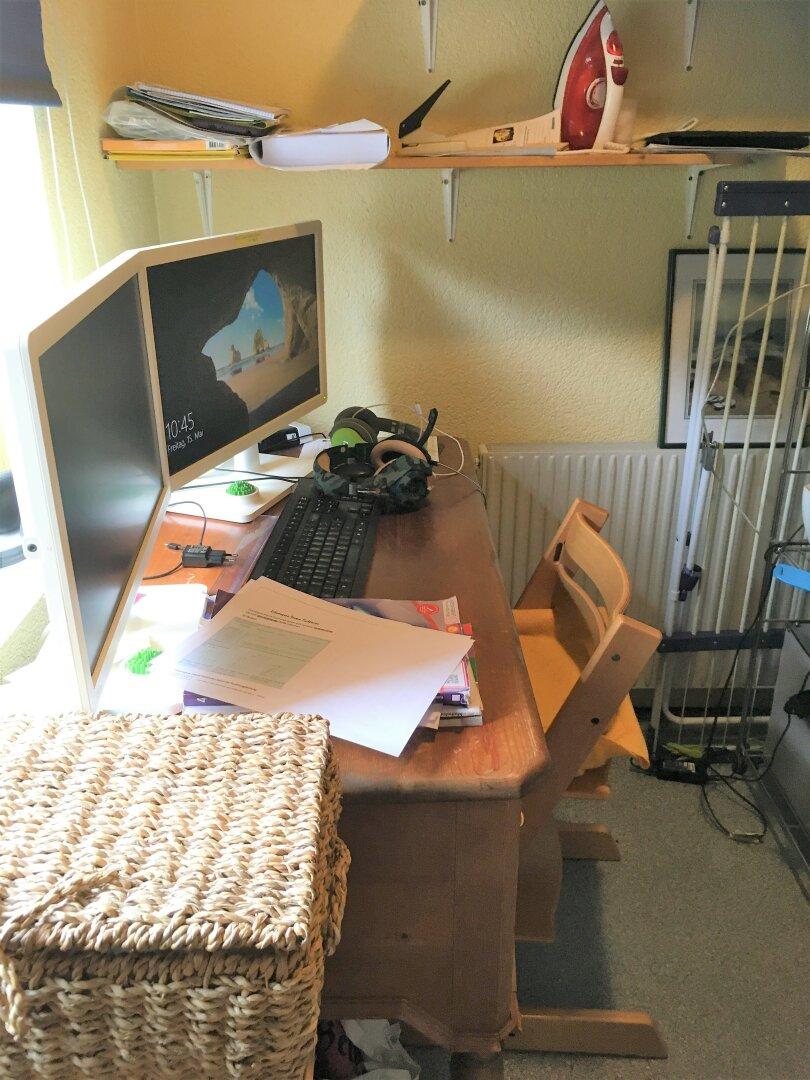 Büro oder Abstellraum