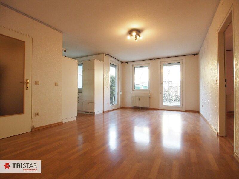 Wunderschöne Gartenruhelage - 2 Zimmer, Küche, Bad, WC mit 57m ² plus Terrasse und Garten! /  / 1220Wien / Bild 1