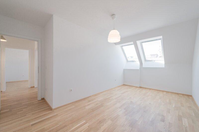 ++NEU** Hochwertiger 4-Zimmer DG-Erstbezug, Dachterrasse mit Weitblick! Tolle Raumaufteilung! /  / 1200Wien / Bild 2