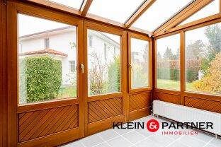 Ideal kombinierte Doppelhaushälfte in wunderbarer Grünruhelage
