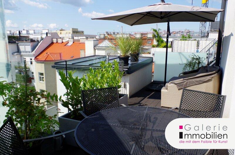 Exklusive DG-Wohnung mit 2 Terrassen und Grünblick - Panoramablick Objekt_28627