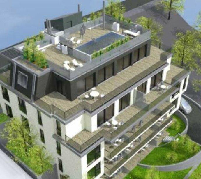 LUXURIÖSE Wohnung in ABSOLUTER HERNALSER BESTLAGE, GARTEN&BALKON, PREMIUM-Ausstattung!