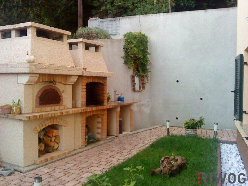 +++ Ferienhaus mit drei Wohnungen und schönem Meerblick  +++ /  / 53287Rab / Bild 7