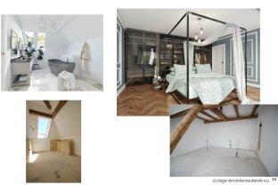 Bad Ischl: Villa Coudenhouve, 3-ZI Wohnung mit Balkon