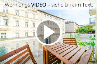 Helle 3-Zimmerwohnung mit Loggia/Balkon I Freier Mietzins