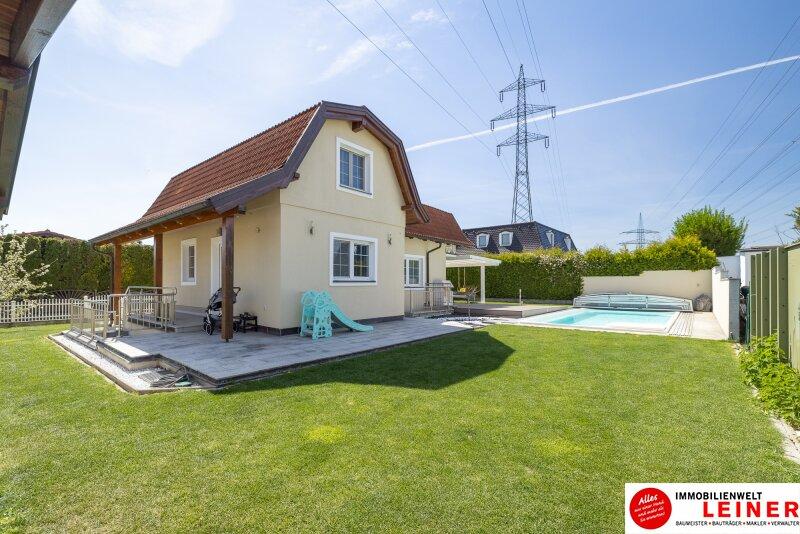 ACHTUNG! KAUFANBOT LIEGT VOR! Einfamilienhaus in Maria Lanzendorf auf Pachtgrund - HIER wird IHR WOHNTRAUM wahr! Objekt_15374 Bild_367