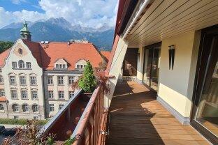 Dachgeschoß-Wohnung in Wilten
