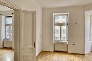 1190 Wien, Helle Altbauwohnung mit Erkerzimmer