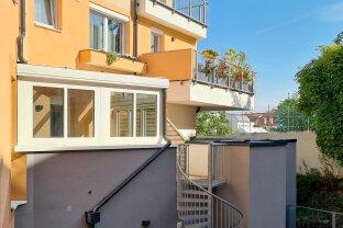 643 – ERSTBEZUG! 4-Zimmer-Maisonette-Wohnung inklusive Wintergarten mit 2 Terrassen und Garten – PROVISIONSFREI!