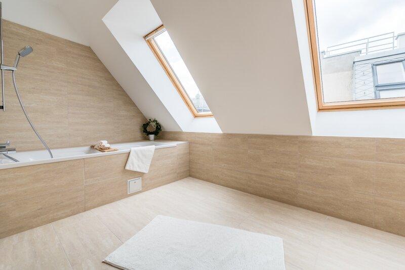 ++NEU++ TRAUM-DG-Maisonette, Dachterrasse: Kahlenberg/Cobenzl-BLICK, VIDEOBESICHTIGUNG! /  / 1190wien / Bild 9