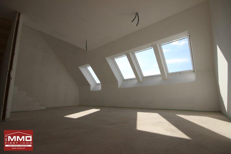 *^* Wunderschöne helle Dachgeschossmaisonette inklusive Weitblick und ruhiger Terrasse, nach eigenen Wünschen und Ideen fertigstellen *^* /  / 1140Wien / Bild 6