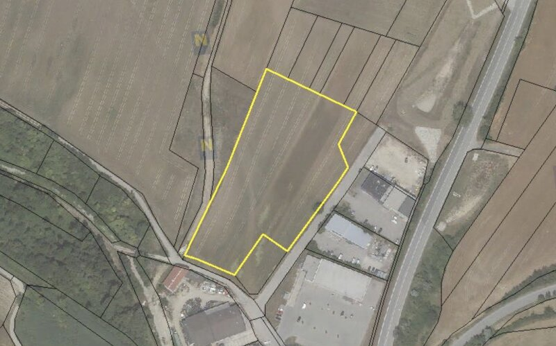 Gaweinstal Gewerbegrundstücke (Betriebsgebiet) im Gemeindegebiet an der A5 /  / 2191Gaweinstal / Bild 0