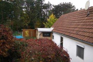 Zweifamilienhaus am Waldrand zur Selbstnutzung oder Vermietung!